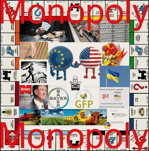 Ukraine ist pleite – Das Spiel Monopoly ist in Ukraine längst Realität