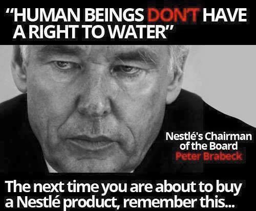 Bottled Life – Die Wahrheit über Nestlés Geschäfte mit dem Wasser
