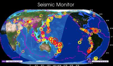 Ein schweres Erdbeben erschüttert die Salomonen