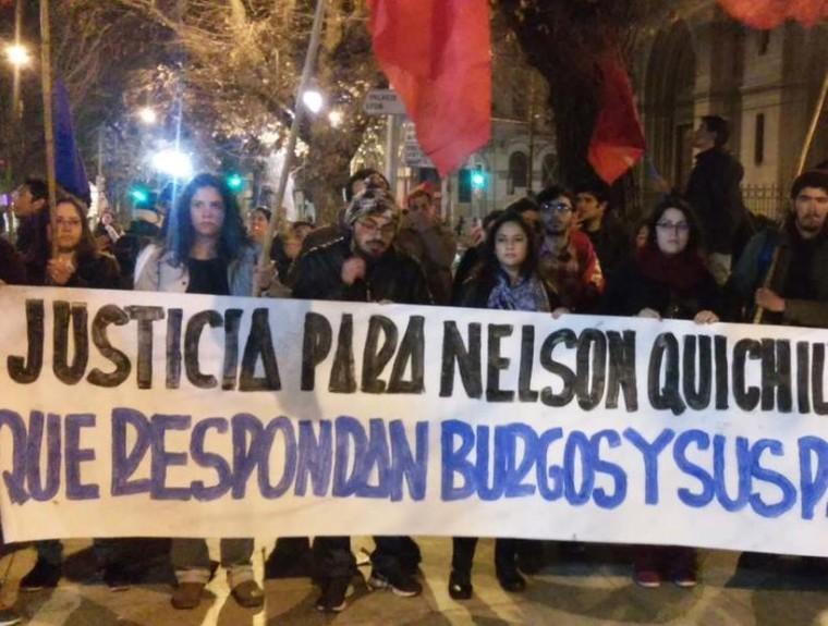 Menschenrechte in Chile: Neues Todesopfer von Polizeigewalt – Por el respeto del derecho a la vida y a la justicia: Alto a la represión