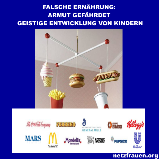 falsche ernährung und folgen