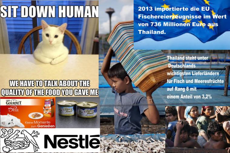 Sammelklage gegen Nestlé in den USA wegen Sklaverei – Unterstützt die EU wissentlich Sklavenarbeit?