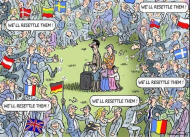 Flüchtlinge 8