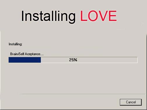 """Wie bringe ich das Programm """"LIEBE"""" zum Laufen ? – Installing the Love Program"""
