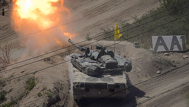 Kriegszustand Nord- und Südkorea – mit Großmanöver UFG 2015 vor Ort!