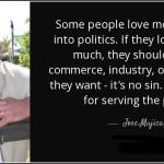 """Uruguays Ex-Präsident José """"Pepe"""" Mujica - über erneute Kandidatur, über Trump und Pepe will Parteispenden verbieten"""