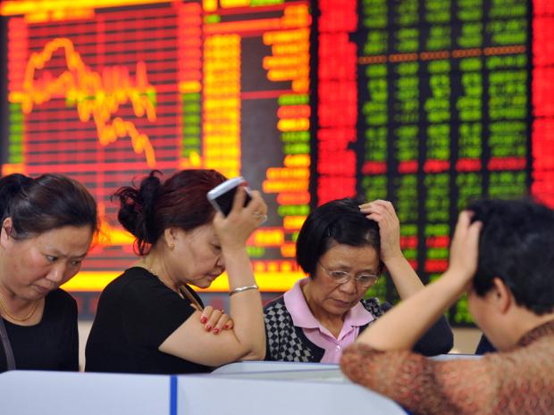 China – ein Börsencrash lässt die Welt erzittern