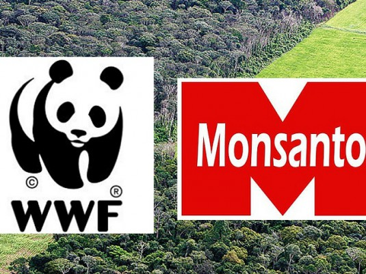 Monsanto im Team mit dem World Wildlife Fund (WWF) – Monsanto Teams Up With World Wildlife Fund (WWF)