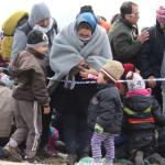 Flüchtlinge: Dramatische Bilder aus Brezice – mit Tränengas in Griechenland – 40 Leichen in Nordlibyen und Tote vor Lesbos