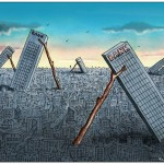 Bankenkrise 2.0 - die Bank brennt! Der volkswirtschaftliche Irrsinn!