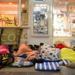 Flüchtlingskrise – Flüchtlingshilfe Flensburg wurde wegen dänischer Polizei gestoppt