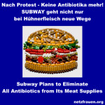 Nach Protesten – USA sagen Antibiotika den Kampf an – California Enacts Strictest Animal Antibiotic Law in the U.S.
