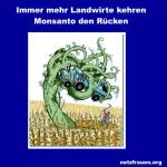Superunkräuter – Immer mehr Landwirte kehren Monsanto den Rücken