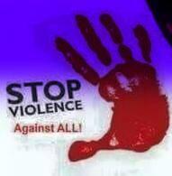 Ein Drittel aller Frauen Opfer von Gewalt –  1/3 women victims of violence