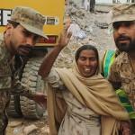 Viele Kinder unter den Toten bei Plastiktütenfabrikeinsturz in Pakistan
