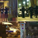 Schüsse nahe Paris – Angeblich Tote bei Polizeiaktion – Bombenalarm: Zwei Air France Maschinen umgeleitet