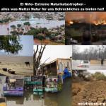 El Niño- Extreme Naturkatastrophen – alles was Mutter Natur für uns Schreckliches zu bieten hat!