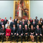 """Congratulations Canada – Kanadas cooles Kabinett: """"Weil wir das Jahr 2015 schreiben"""""""