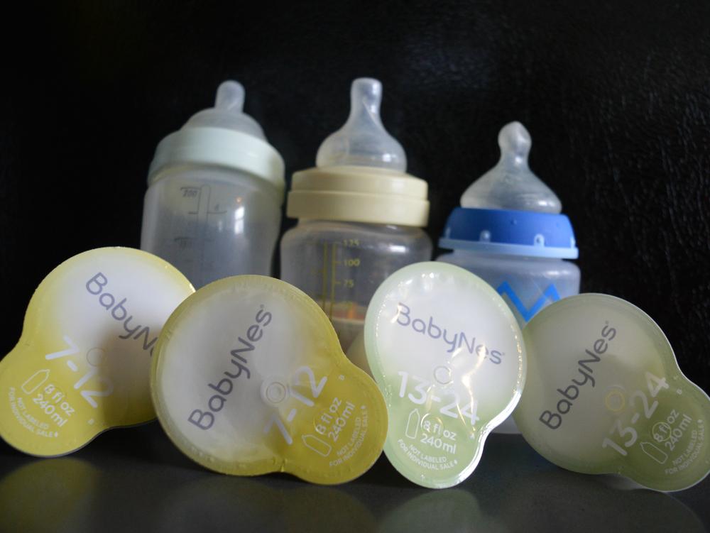 Nestl 233 Nach Patent Auf Muttermilch Kapselwahnsinn Auch