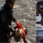 Shame on the World…schon wieder kleine Kinder auf der Flucht ertrunken – Menschenunwürdig.