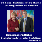Bill Gates – die Allianz mit Big Pharma und Agro-Gentechnik