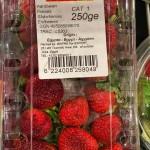 Der bittere Geschmack von unserem Obst