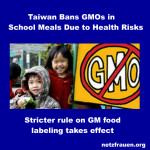 TOP: So vermeidet man Gesundheitsrisiken – Keine GVO in Taiwans Schulen – Taiwan Bans GMOs in School Meals Due to Health Risks