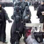 """Zwangs- und Kinderheirat – Terror hat einen Namen – """"IS"""" – sie entführen immer wieder Frauen und Kinder"""