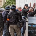 Slum-Lager von Calais – Anti-Flüchtlingsdemonstrationen und Hilflosigkeit