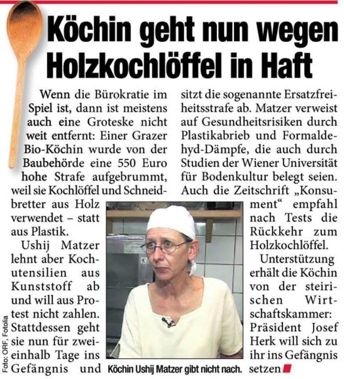 Holzlöffel 9