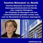 Whistleblower:  Ex-Managerin von Nestlé wirft dem Konzern Mobbing vor