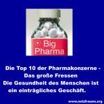 Pharmaindustrie schlimmer als die Mafia