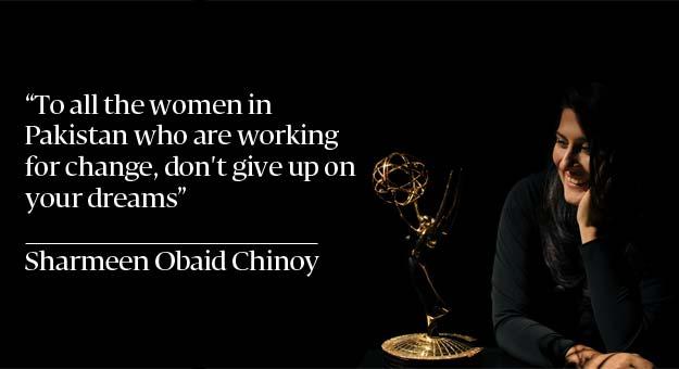 Sharmeen-Obaid