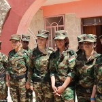 """Sun Ladies"" bereit für einen massiven Angriff auf ISIS – Former ISIS Sex Slaves Form All-Female Battalion 'Sun Ladies' to Launch Massive Assault on ISIS"