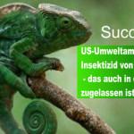 TOP! US-Umweltamt verbietet Insektizid von Bayer – das auch in der EU zugelassen ist!