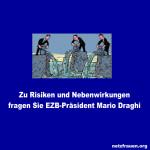 Banken wollen Geld in Tresore verstecken – Zu Risiken und Nebenwirkungen fragen Sie Mister EZB