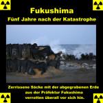 Fukushima – Fünf Jahre nach der Katastrophe – es geht um das Überleben der Menschheit – doch Transparenz nicht erwünscht