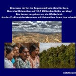 Konzerne dürfen im Regenwald kein Gold fördern – Kolumbien auf 16,5 Milliarden Dollar verklagt