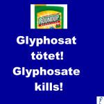 Vorsicht! Glyphosat: EU-Kommission will Glyphosat für 10 Jahre zulassen – Industrie hält Glyphosatverlängerung um 15 Jahre für sinnvoll