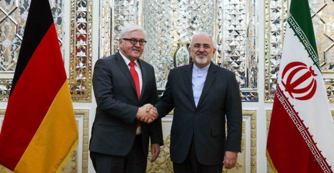 German Foreign Minister Frank-Walter Steinmeier said that Iran and Germany are deeply interested in closer bilateral relations as the nuclear Joint Tehran, Feb 3