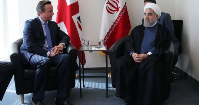 Iran says wants to see UK investments