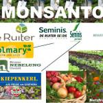 """Saatgut – Monsanto unter falscher Flagge – unter einem anderen """"Decknamen"""" hat man ungewollt Monsanto im Garten"""