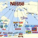 Konzerne – Wie gut man sich kennt, zeigt die Vernetzung der einzelnen Aufsichtsräte