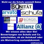 Das Millionen-Geschäft mit der Kreditwürdigkeit! Schufa, EOS, Bertelsmann, Allianz und Co. – Skandal um Bewertung der Kreditwürdigkeit