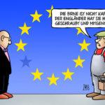 Brexit – Der Anfang vom Ende der EU und des Euro – und die Finanzhaie mischen mit