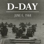 D-Day – Tausende starben bei der Landung in der Normandie –  für Demokratie und Freiheit