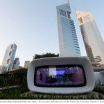 Video – Weltpremiere in Dubai: Bürogebäude mit 3D-Drucker