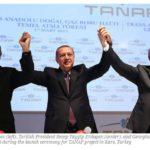 In Geiselhaft der Despoten - Aserbaidschan und Türkei -  Gaspipeline durch die Türkei