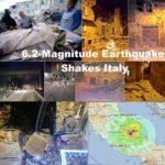 Erdbeben Italien –  Die Lage ist schlimmer als befürchtet