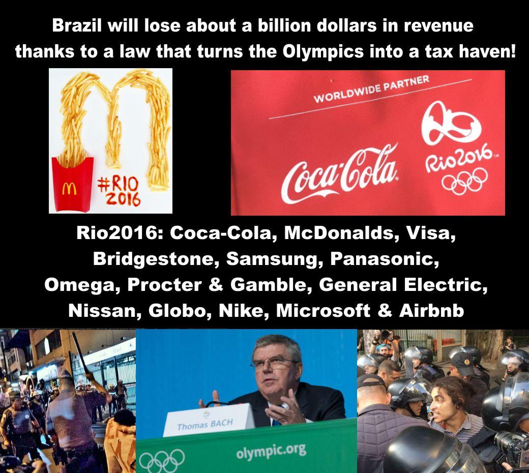 RIO 2016 - Während Rio de Janeiro den Notstand ausruft, brauchen ...